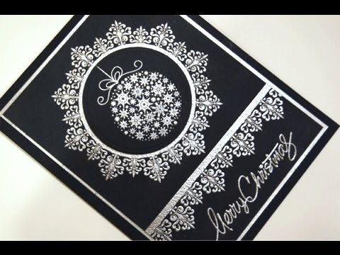 Season's Greetings StampTV Kit and Card Project