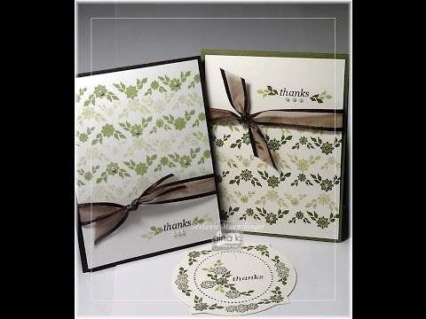 Creating Stamped Off Patterns with Fabulous Frame Fillers