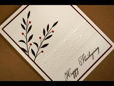 Creating an Embossed Border