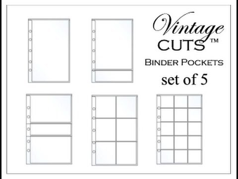 Quick Tip - Organizing Vintage Cuts