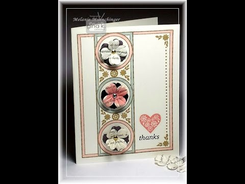 Triple Play Frame Goes Shabby Chic with Fabulous Frame Fillers