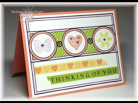 Introducing Triple Play Fillers from Gina K. Designs