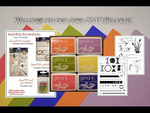 June Release Party 2015