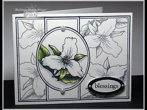 Fabulous Frame: Creating a Multi-Layered Look with Stamps