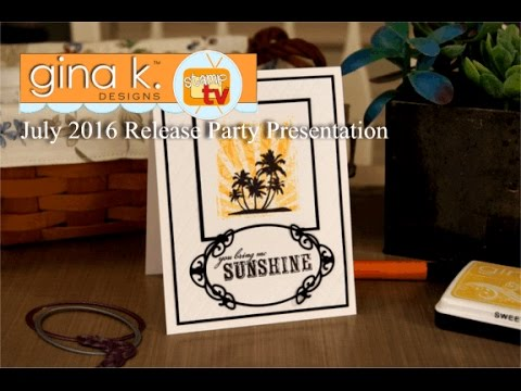 July 2016 Release Party Presentation