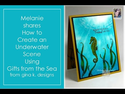 How to Create an Underwater Scene