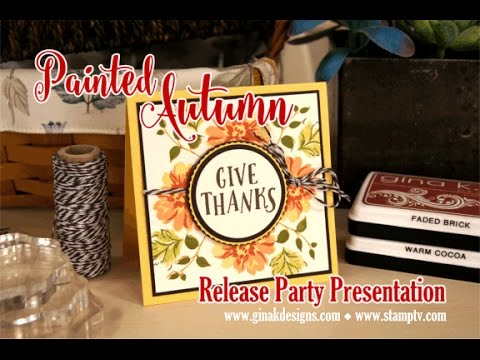 August 2016 Stamp TV Release Party Presentation
