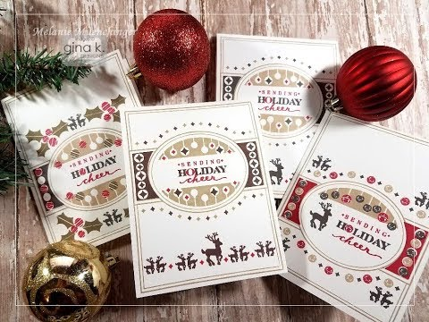 Fabulous Frame Holiday Cards