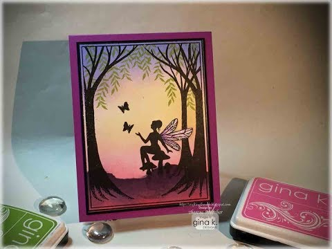 Enchanted Foliage Card