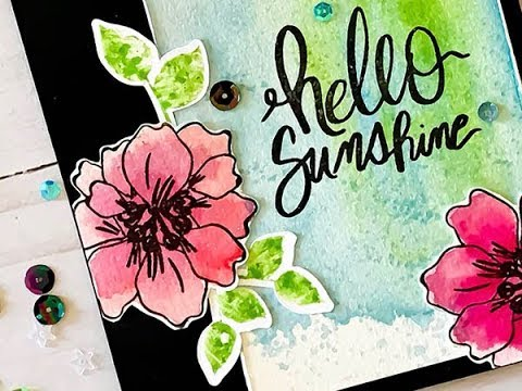 Craft Your Joy: Introducing the Hello Beautiful Stamp Set