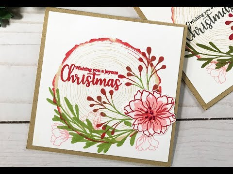 Card Tutorial: Mini Card Design + Holiday Joy