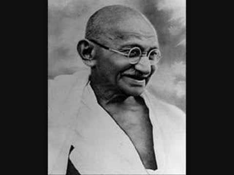 Mahatma Gandhi : God is Life, Truth, Light, Love and The supreme Good