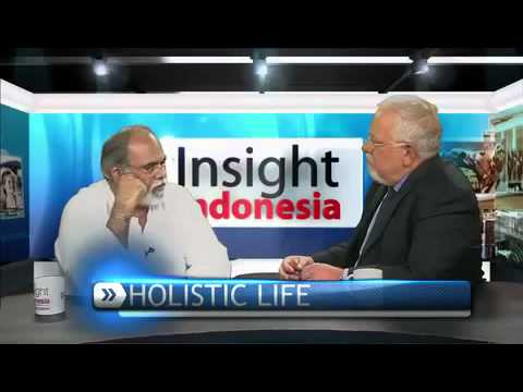 Anand Krishna on Insight Indonesia BeritaSatu TV with Host  Lin Neumann 2.mp4