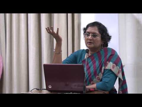 "Dr  Vibhuti Patel oration on ""Chnaging Nature of Gender Politics in India"""