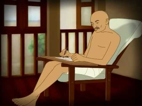 MY DEAR BAPUJI (PROMO) The first animated life story of Mahatma Gandhi