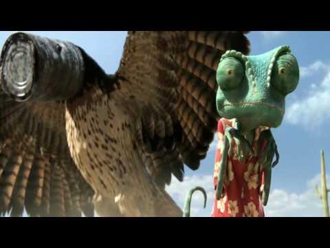 RANGO - Trailer HD Legendado