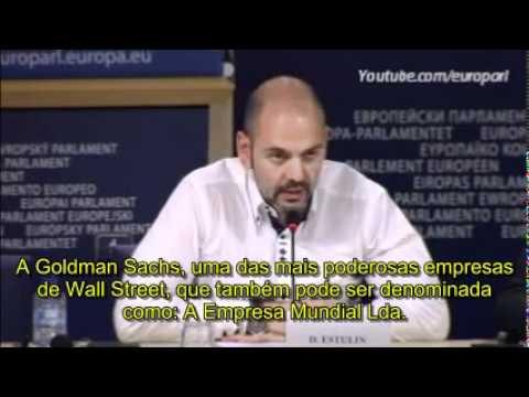 Daniel Estulin - O GOVERNO, SA e uma visão do teu futuro...