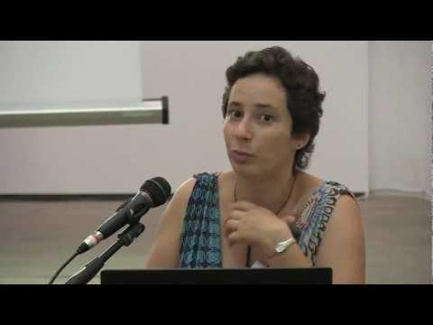 Ana Fonseca, na Universidade de Verão 2012