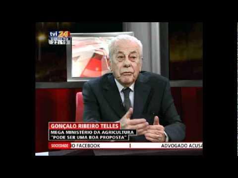 TVI24 - Gonçalo Ribeiro Telles, Política Mesmo
