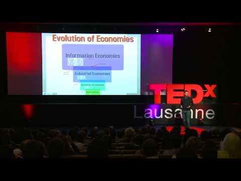Sleeping giants of economic shift change: Shane Hughes at TEDxLausanne