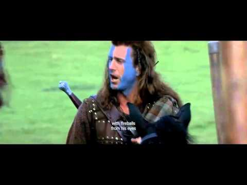 Braveheart Freedom Speech (HD)