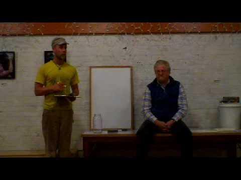 Soils and Soil Building Workshop introduction