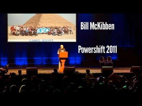 Bill McKibben Speaking at Power Shift 2011
