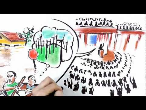 It's Time to Find Common Ground -- Speed-Drawing Video on Bipartisan Solutions to Climate Change