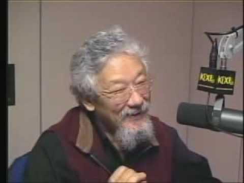 Interview - David Suzuki - Tree: A Life Story