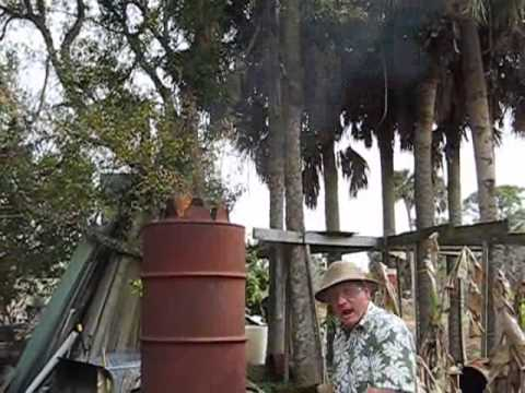 Making Biochar For Small Farms