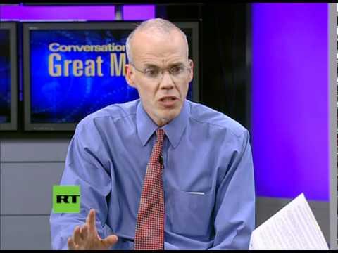 Conversations w/ Great Minds - Bill McKibben, 350.org P 1