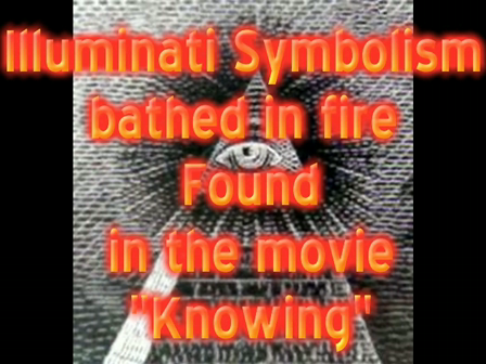Satanic symbolism in the movie Knowing