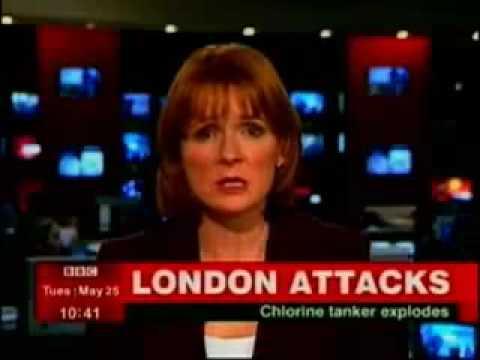 London 7/7 False Flag Bombings pt.1/7