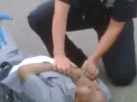 Thug Cops Bodyslam 87-Year-Old Alzheimer's Lady