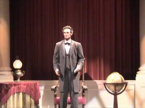 Great Moments with Mr Lincoln - Speech