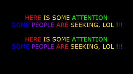 HungryBear9562 (Double Rainbow Guy) / LisaErinBrown's Ulterior Motives (DMCA'd from YT)