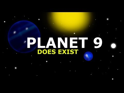 Proof!  Planet X (9)  Does Exist