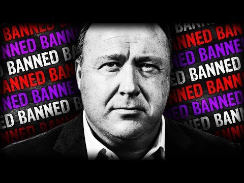 THE SILENCING OF ALEX JONES