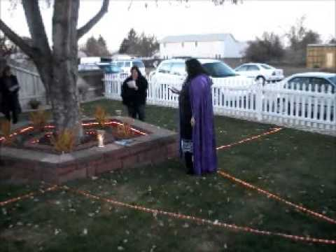 2013 BUUF Wicca Pagan Consecration