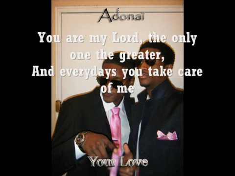 YOUR LOVE [rodstar feat staton]