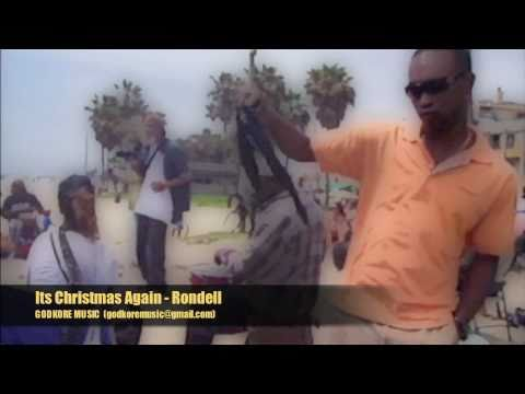 Its Christmas Again - Rondell