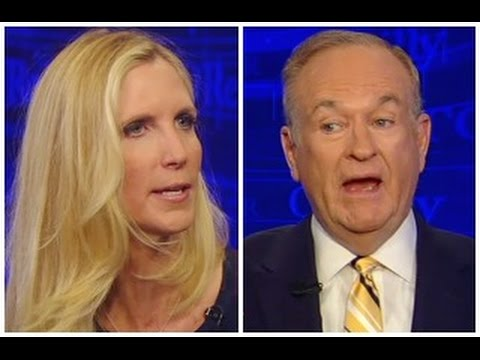 Ann Coulter , Bill O'Reilly Slam Christian Silence Against Liberal Attacks