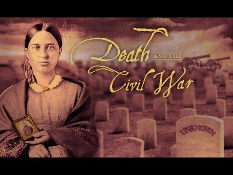 DEATH AND THE CIVIL WAR (AMAZING AMERICAN HISTORY DOCUMENTARY)