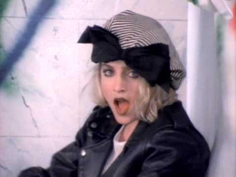 Madonna - Borderline!