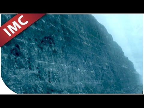 THE GREAT WALL Between Worlds - Antarctica Gateway