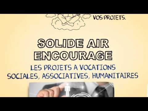 Solide Air - La plateforme solidaire