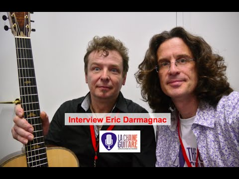 Interview Eric Darmagnac (luthier)