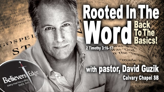 Rooted in the Word