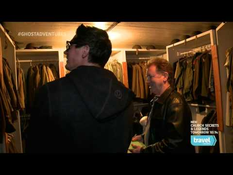 Ghost Adventures S09E07 Fort MacArthur Museum