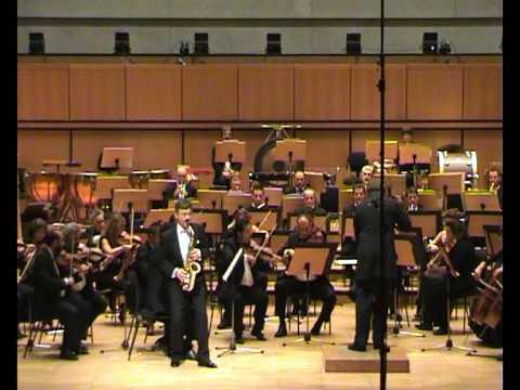 Theodore Kerkezos performs Mvt. 5 - Le Cabridan